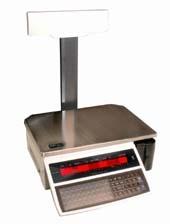 Чекодрукуючі ваги DIGI SM-100 і DIGI SM-100Plus